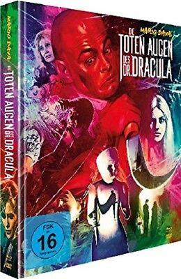 Mario Bava Mediabook DIE TOTEN AUGEN DES DR DRACULA Kill Baby Kill BLU-RAY DVD