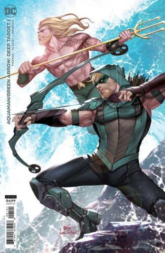 Aquaman Green Arrow Deep Target 1 You Pick Issues From A & B Covers DC 2021