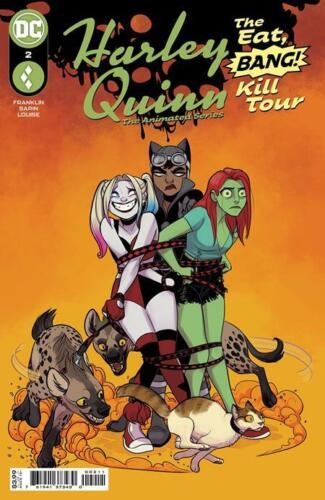 Harley Quinn Animated Series Eat Bang Kill #1-2 Select Covers NM 2021 DC Comics