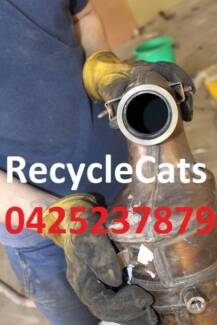 Catalytic Converter recyclers and Scrap Cat Converters