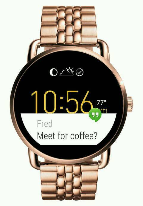 NEW BOXED Fossil Q Smart Watch