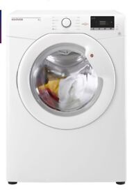 NEW GRADED !!! HOOVER VENTED 8 KG HL V8DG TUMBLE DRYER - WHITE WITH 12 MONTHS WARRANTY RRP £209