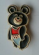 Misha Bear Pin