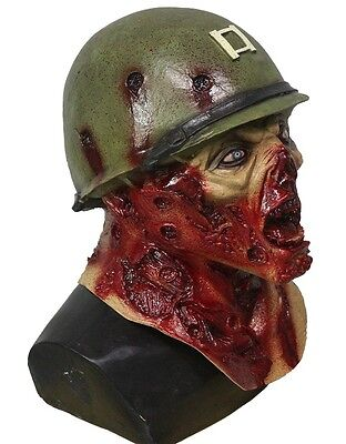Halloween Scary Mask Zombie Latex Vampire new