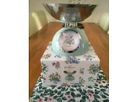 Cath Kidston Weighing Scales