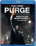 SALE The Purge 4: The First Purge (Blu-ray)