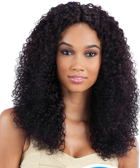 Virgin remy natural curly hair styles — photo 7