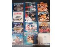11 sega Dreamcast games some rare games