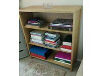 Ercol Oak bookcase