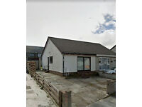 Two bedroom Bungalow Available to Rent in Fraserburgh