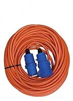 Streetwize Swtt48 Motorhome Hook-up Extension Mains Cable 25 M 230 V - streetwize - ebay.co.uk