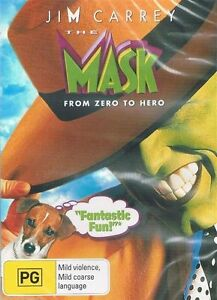 The Mask DVD R4