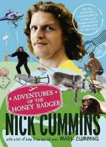 The Adventures Of The Honey Badger By Mark Cummins, Nick Cummins (Paperback,...