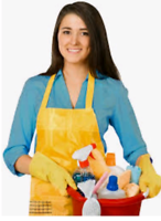 European cleaning lady available in Mississauga/Etobicoke.