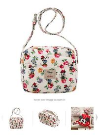 Cath Kidston Limited Edition Disney Mickey and Minnie Mouse Bag BNWT Original packaging
