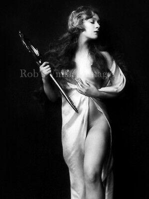 New York City Photo Flapper Muriel Finlay Ziegfeld Follies 1920s Vintage 8x10 #7