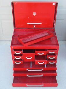 12 Drawer MASTERCRAFT Tool Chest  $150.00