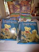 Teddy Bears- Make them up with Instructions and Accessories Padbury Joondalup Area Preview