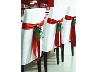 Events & Wedding Chair covers - Hire