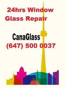 Window Glass Repair Service☆Foggy☆Broken☆Commercial☆GTA COVERED☆ Oakville / Halton Region Toronto (GTA) image 3