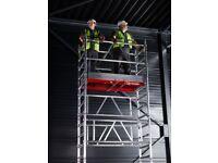MiTower 6m 2 man scaffold tower