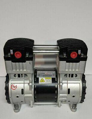 California Air Tools 2-hp Ultra Quiet Oil-free Air Compressor Pump Motor 220v
