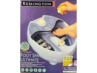 Ultimate foot spa