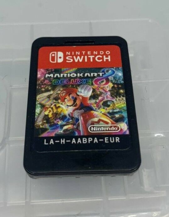 Mario Kart 8 Deluxe (Nintendo Switch, 2017) - Modul