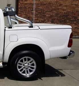 2013 Toyota Hilux  Tonneau Cover, seat covers and Matts Smithfield Parramatta Area Preview