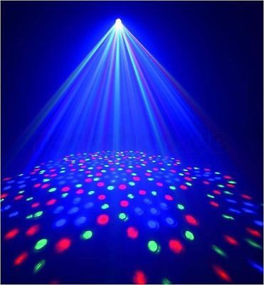 Licht Effekt für Party Keller Disco Club DJ Moonflower Strahler Disko Flower LED