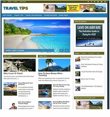 Travel Tips Niche Blog Business Make Money Affiliate Amazn Adsnsclikbnk