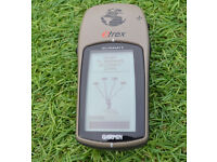 Garmin eTrex SUMMIT GPS, compass and altimeter, great for geocashing