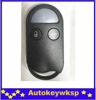 Nissan 3 button pathfinder maxima A32 key fob remote keyless entry case shell