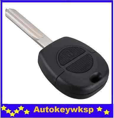 Nissan 2 Button Remote key case shell for Patrol Pathfinder  x-trail NSN-14