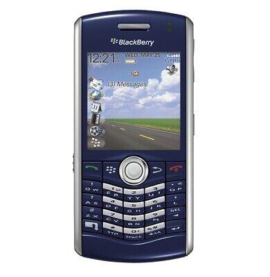 BlackBerry Pearl 8130 - Blue (U.S. Cellular) Smartphone 8130 Smartphone