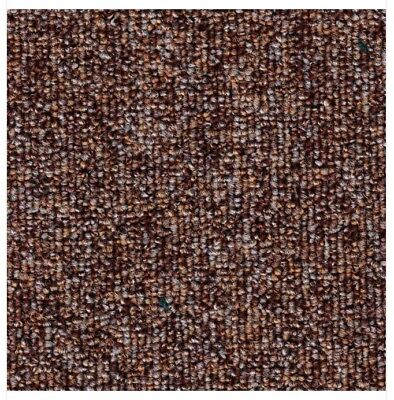 3000 AVAILABLE- NEW CFS FORMATION CARPET TILES, BROWN FLECK,  £1.60 Each