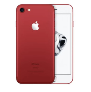 MINT IPHONE 7 128GB UNLOCKED RED 3 MONTHS OF WARRANTY $549.99