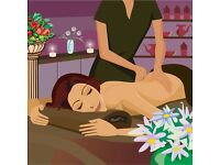 Hawaiian -Filipino Traditional Massage and Sports Massage Mix at Sunderland Massage Centre