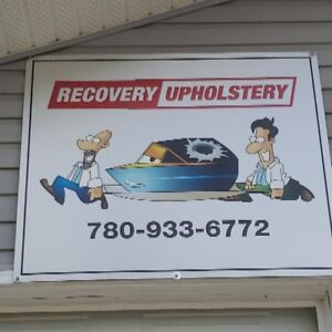 Recovery Upholstery - Boat tops / Interiors