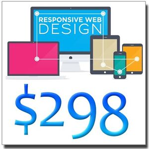 Stylish Custom Web Design $298 Melbourne CBD Melbourne City Preview