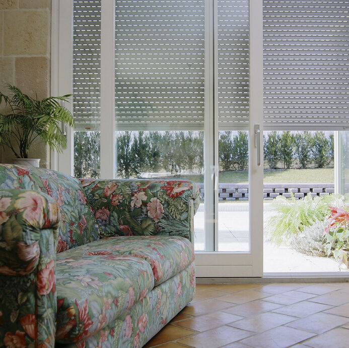 Sliding glass door vs french doors ebay for Sliding glass doors that look like french doors