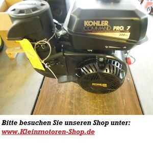 Kohler Command Pro OHV Motor 7 PS 9,5 PS Einachsermotor