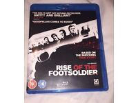 RISE OF THE FOOTSOLDIER - BLU RAY