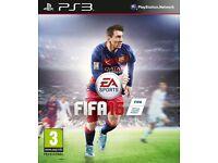 PS3 Fifa 16 one Sony pad