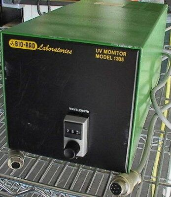 Bio Rad Laboratories Uv Monitor Model 1305