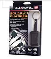 Solar Charger Key chain