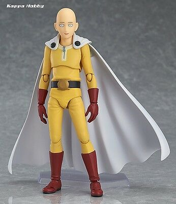 Max Factory figma - One Punch Man: Saitama [PRE-ORDER]