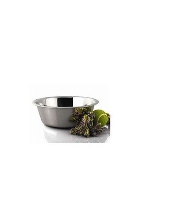BERGAN SS Standard Bowl for Dogs & Pets - 17 Cups -  Dishwasher Safe