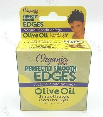 Africa's Best Organics Edge Olive Oil Smoothing & Control Gel 71g