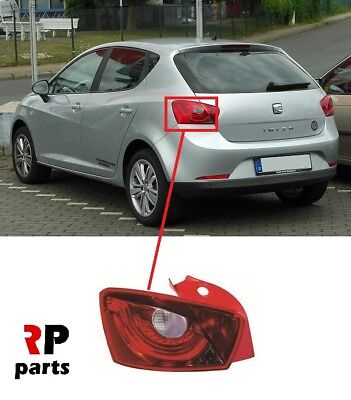 Seat Ibiza 3 Dr Hatch 2012 to 2015 RH Ft Wing